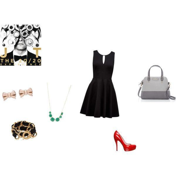 """Little Black Dress"" by anellis on Polyvore"
