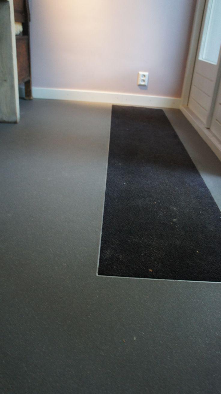 Semi-Granito vloer - mat