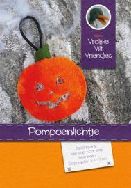 Halloween Fledermaus Licht | Fröhliche Filzfreunde des Halloween-Ateliers – Hobby vilt