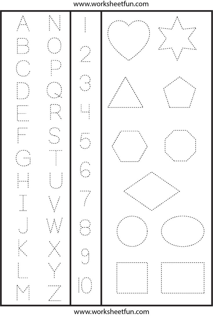 Worksheets Preschool Worksheets Tracing Letters 28 best letter tracing images on pinterest letters numbers shapes worksheet