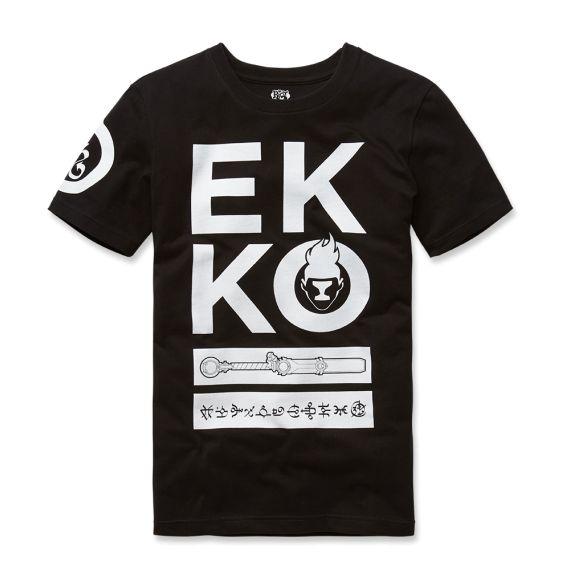 Riot Games Merch | Ekko Tee (Unisex) - Shirts - Clothing