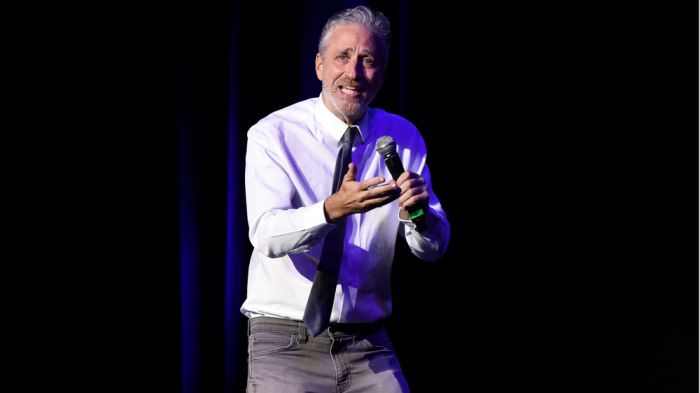 """HBO will air the autism benefit show """"Night of Too Many Stars: America Unites for Autism Programs"""" for the first time live on Nov. 18 at 8 p.m. ET/ 5 p.m. PT. The event will be hosted by Jon Stewart at The Theater at Madison Square Garden in New York and will feature stand-up performances, sketches and short films by Louis C.K., Stephen Colbert, Abbi Jacobson, Jordan Klepper, Hasan Minhaj, John Mulaney, Olivia Munn, John Oliver, Adam Sandler and more."""