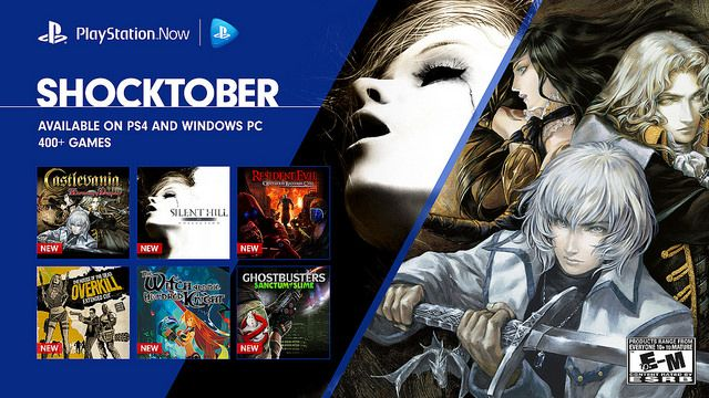 Sony Playstation Now Shocktober Halloween Games 2016: Sony added 13 new games to their streaming gaming service titled… #Games #Sony