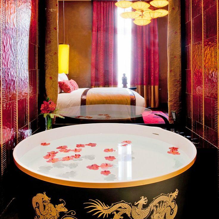 Buddha-Bar Hotel Paris—Paris, France. #Jetsetter