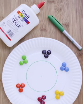 Science Fair: Microwave Candy: Do Some Colors of M&Ms Melt Faster than Others?