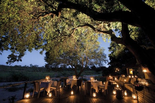 Chalkley Tree House, Safari & Grade Lodge // African Destination Wedding  // via www.AfricanWeddingStyle.com