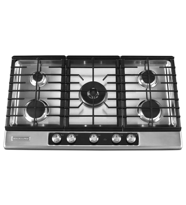 Shop Kitchenaid Architect Ii 24 In Black Stainless Steel: 70 Best Images About Gas Komfur On Pinterest