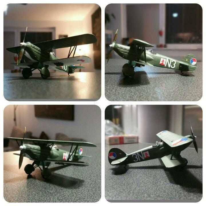 Avia B. 534