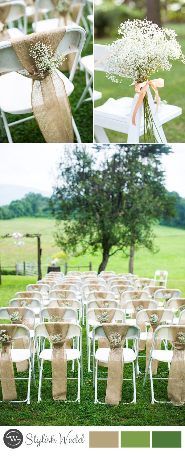 simple outdoor wedding ideas for summer%0A My venue    love the gypsophila down the isle and the Rose petals  may be  better with tea lights   Pinterest   Gypsophila  Rose petals and Teas