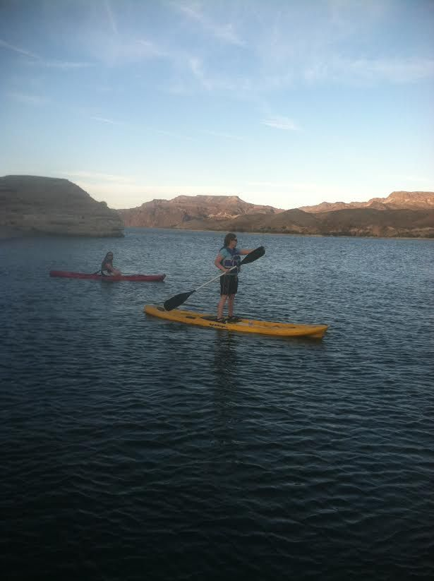 New Blog Post:Liquid Logic Versa Boards-Stand up or Sit Down!!#awesomeadventures #lasvegastours #kayaktours