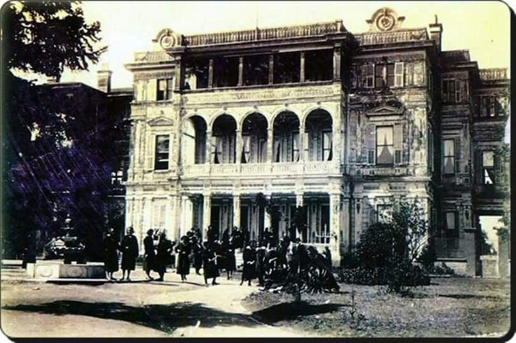 Erenkoy Kiz Lisesi, 1911