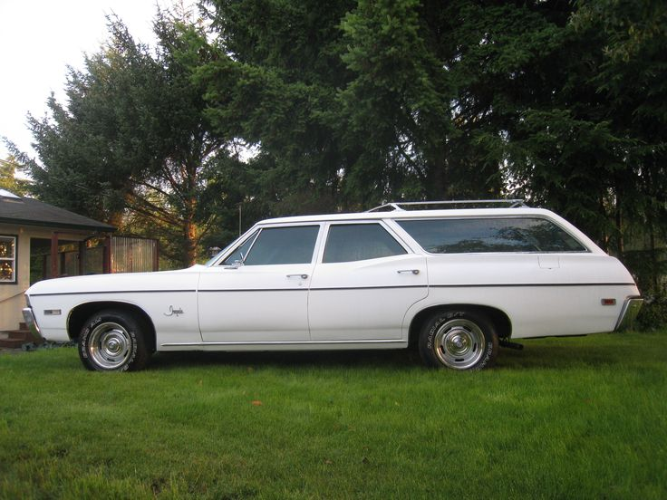 1968 impala station wagon white for sale in united states 15 000 i love wagons. Black Bedroom Furniture Sets. Home Design Ideas