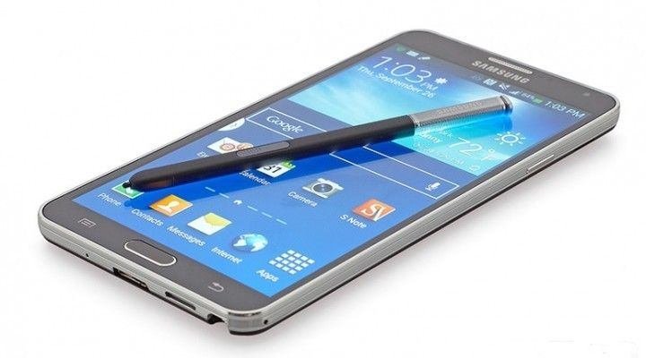 Samsung Galaxy Note 4 to Feature QHD Display; Specs Hinted