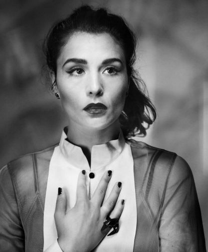 The enigmatic Jessie Ware. Heart.