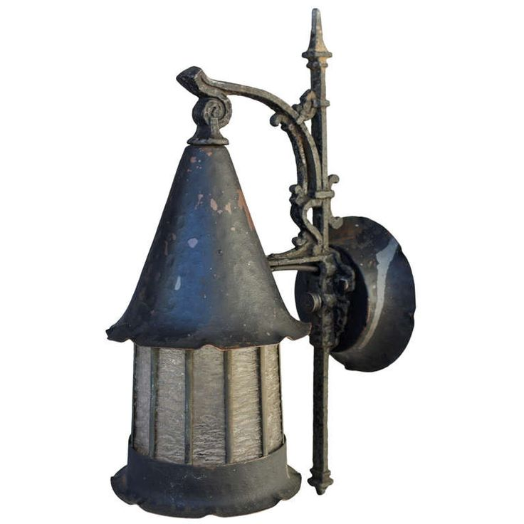 Classic English Cottage Exterior Lantern