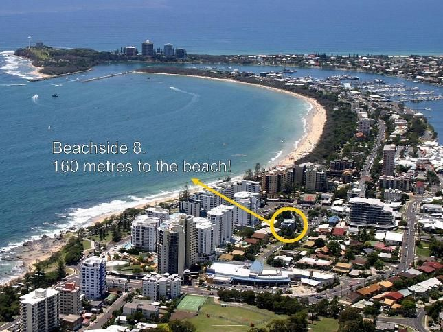 Spacious apartment only a COUPLE, a Mooloolaba APARTMENT | Stayz