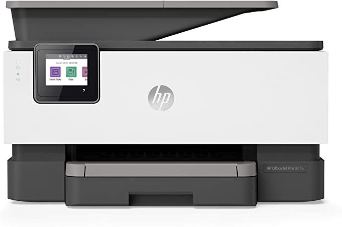 Hp Officejet Pro 9015 All In One Wireless Printer With Smart Home Office Productivity Hp Instant Ink Or Ama Wireless Printer Best Inkjet Printer Hp Officejet