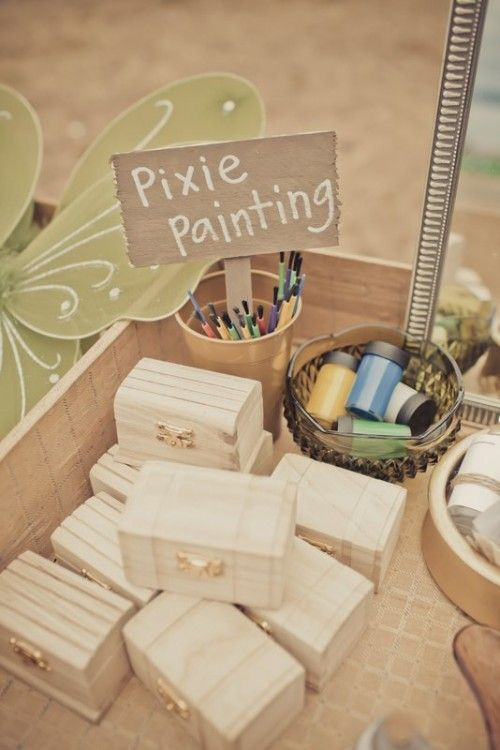 Custom Dessert Tables | Peter Pan Neverland Birthday Party | Jenny Cookies