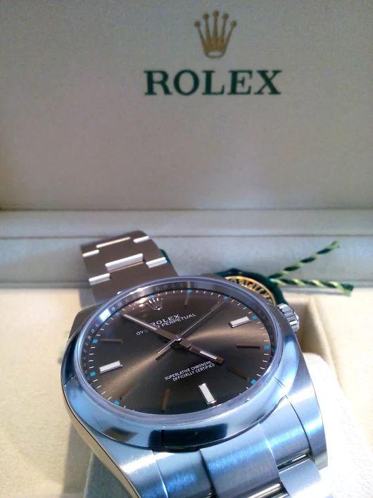 #Rolex #Oyster_Perpetual 114300 Swiss Watch Dealers #swisswatchdealers