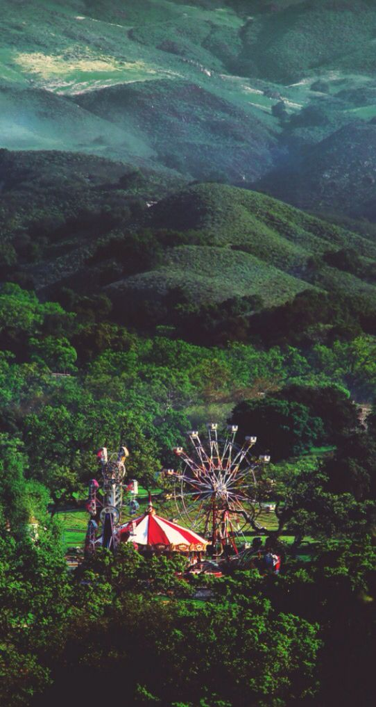 Michael Jackson's Neverland Ranch Santa Barbara County, California