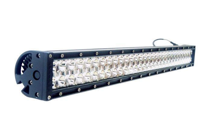 "30"" LED Light Bar Dual Row | Bulldog LED Lighting - https://www.4lowparts.com/shop/lights/30-inch-led-dual-light-bar-bulldog-lighting/"