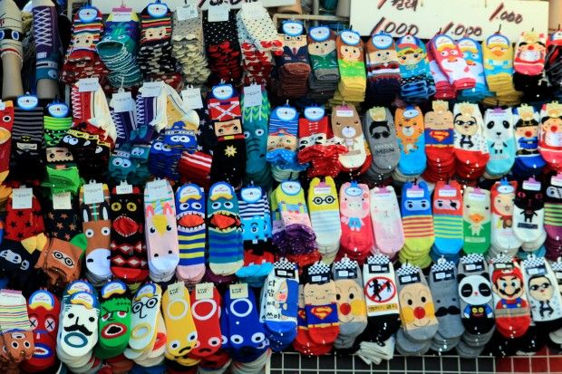Not sure what souvenirs from Korea to buy? Check out this full list which includes cute socks, stationery, kitchenware, soju, snacks and more.