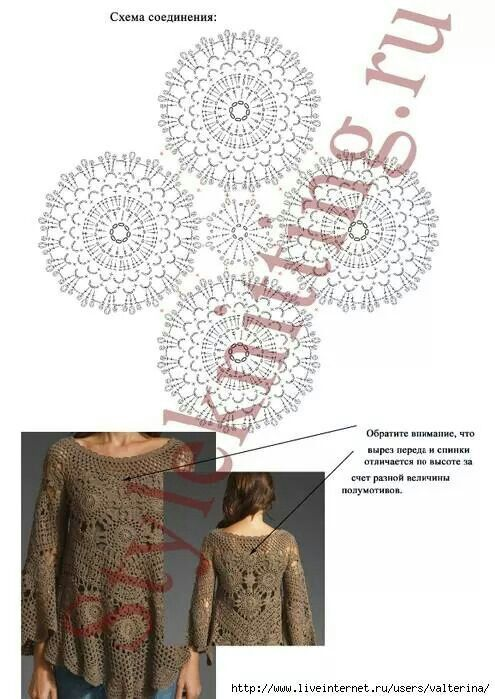 272 best tejido images on Pinterest | Bolsos de ganchillo, Bolsa de ...