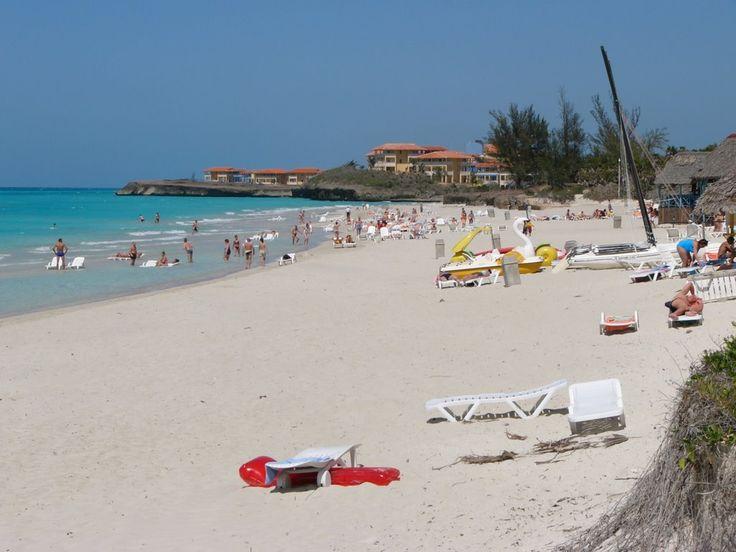 Beach vom Sol Palmeras, Varadero