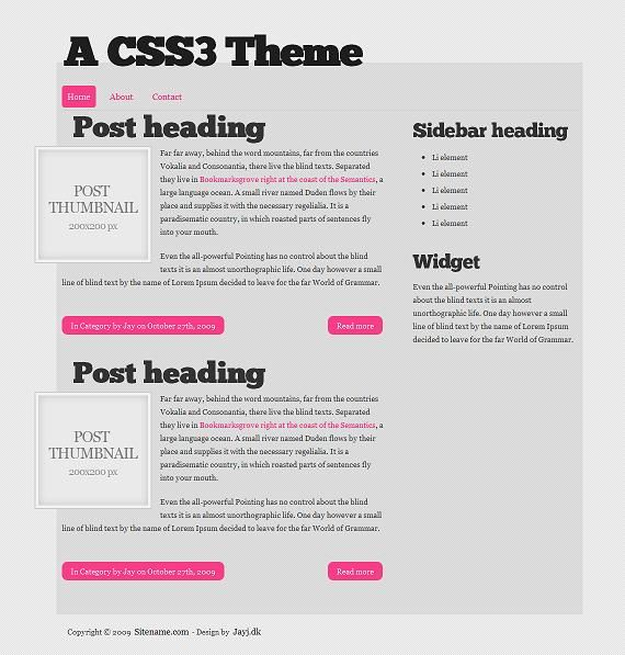 The 25+ best Css website templates ideas on Pinterest Website - contact form template word