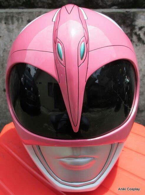 Ptera Ranger Sentai Helmets