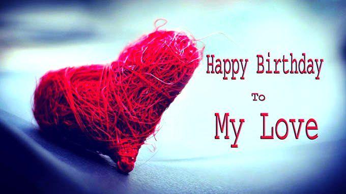 Girlfriend Birthday Card  http://birthday-wishes-sms.com/top-100-birthday-wishes-for-girlfriend-and-romantic-messages.html