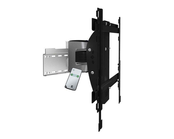 25 best ideas about motorized tv mount on pinterest tv for Motorized tv mount over fireplace