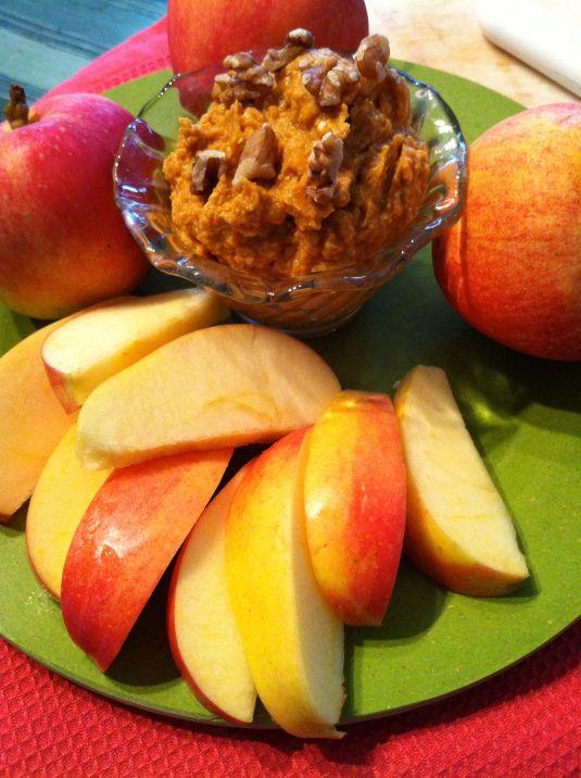 pumpkin hummus | yum yums | Pinterest
