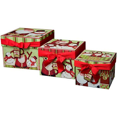 nested christmas gift boxes - Kinsurf.co