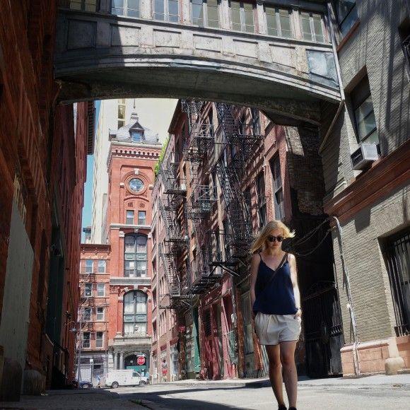 New York, Tribeca