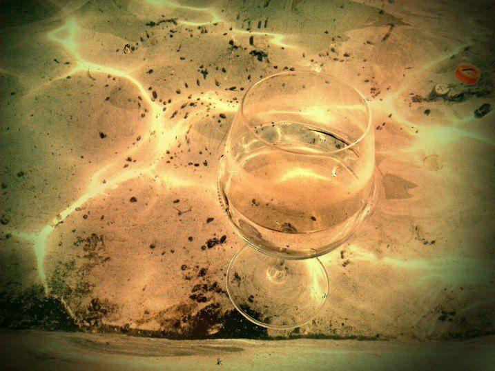 Spuren des Weindorfes