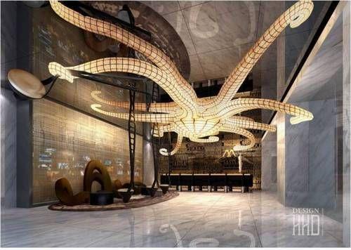 Shenzhen Modern Classic Hotel Light