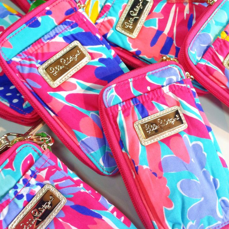 Lilly Pulitzer Wristlets are back!  Resort 2013