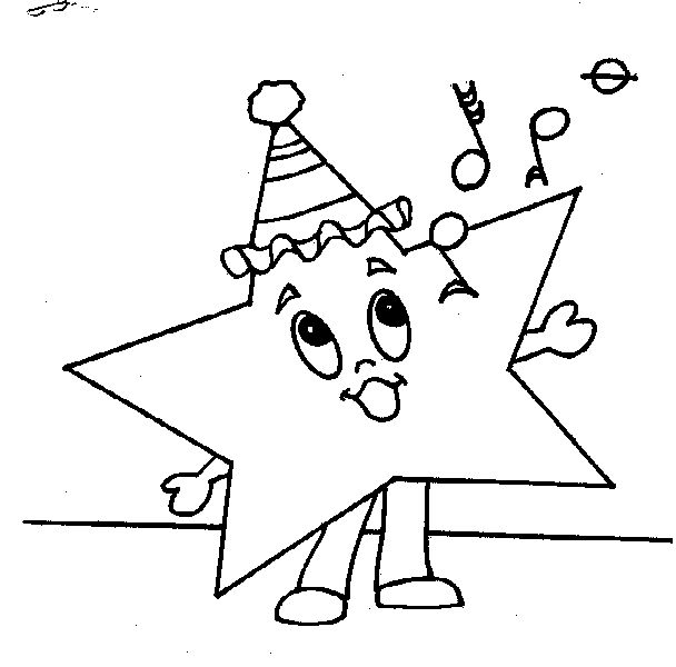 Shapes Coloring Page - Print Shapes pictures to color at AllKidsNetwork.com