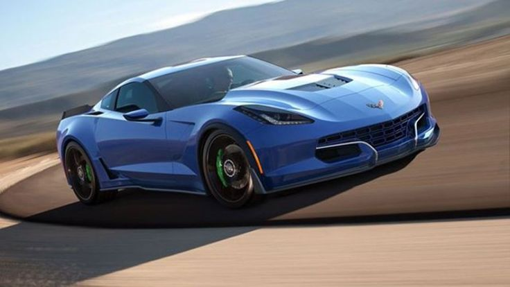 #CAsOnOffRoad | New Corvette costs $750,000