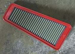 TRD High Performance Air Filter 4.0 V6. Available at www.PureTundra.com #AirFilter #Tundra #ToyotaTundra #Performance #Aftermarket #Toyota #Power