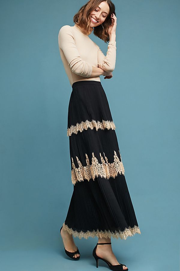 afec62a57 Staple Dress, Modest Outfits, Stylish Outfits, Lace Maxi, Everyday Fashion,  Anthropologie