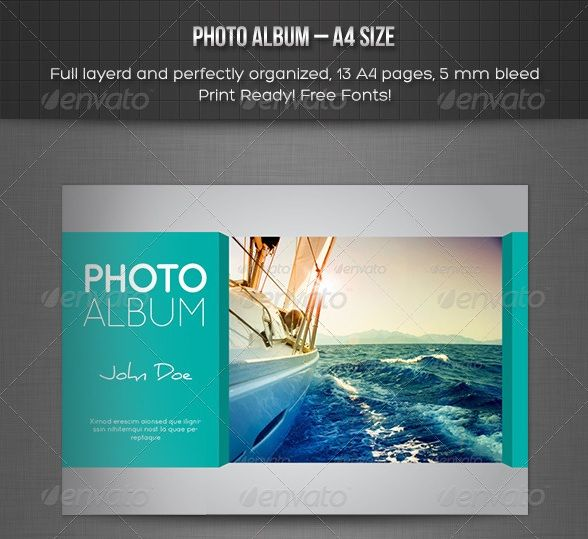 Best Photo Album Templates