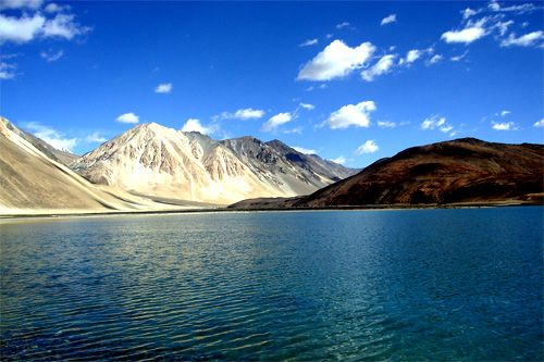 Heavenly Peace - Ladakh is a region of Jammu  Kashmir and lies between the Kunlun mountain range in the north and the main Great Himalayas to the south, inhabited by people of Indo-Aryan and Tibetan descent.