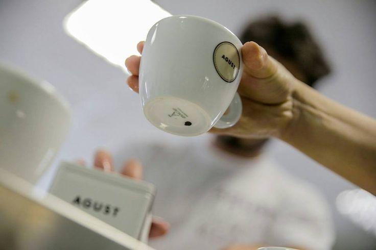 Agust new cups 7oz or 10oz