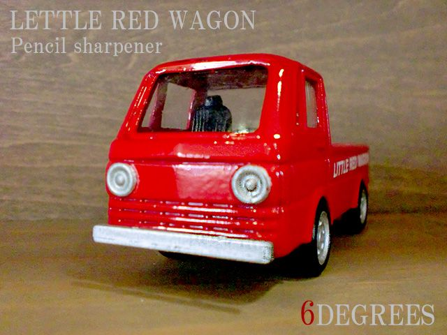 American Minicars アメリカンミニカーズ【LETTLE RED WAGON Penchil Sharpener】リトルレッドワゴン ペンシルシャープナー/鉛筆削り【楽天市場】