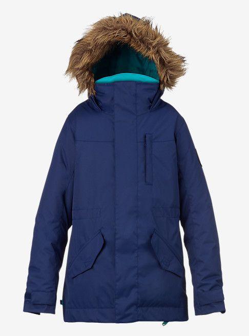 Burton Girls' Aubrey Parka Jacket | Burton Snowboards Winter 16