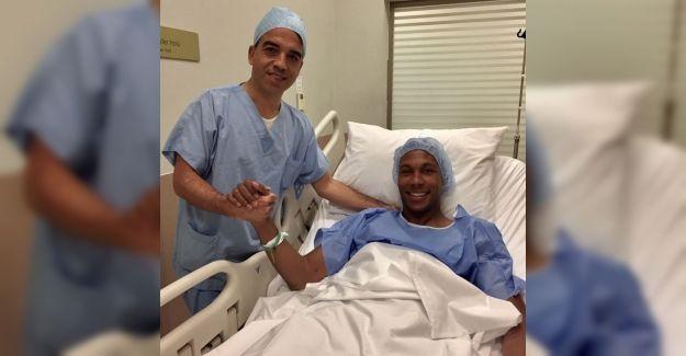 Marcelo Guedes ameliyat oldu