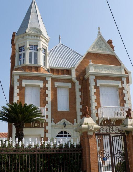 Mytilene mansion