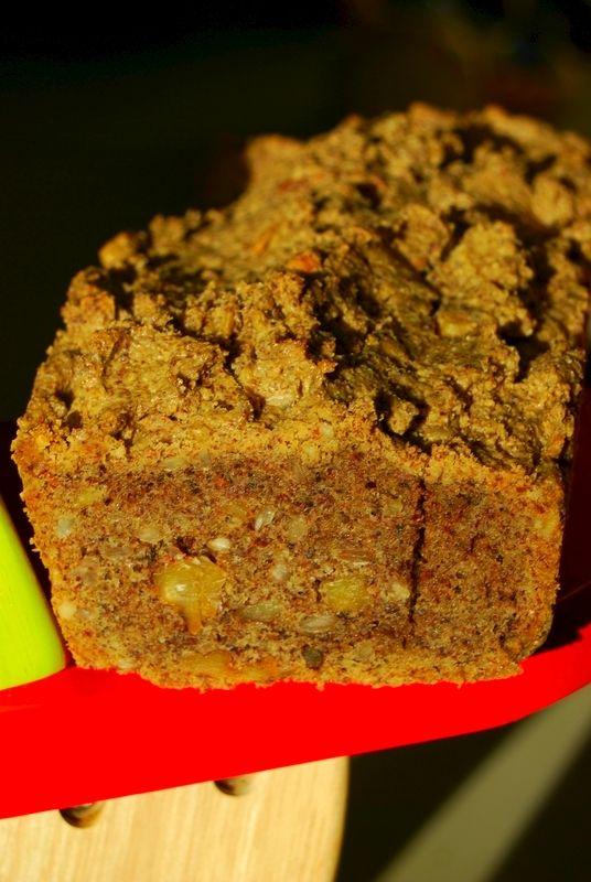 Pain gourmand aux amandes noix noisettes et graines de tournesol sans gluten ni produits - Graine de pasteque sans pepin ...